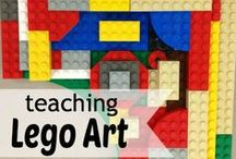 LEGO Homeschool / Kids who love LEGOs love learning with legos! We love finding new ways to learn with legos at our house so we stalk every lego education site we can find for our homeschooling.