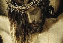 Jesus Christ / Images of Christ illustrated by artists from the past and present.