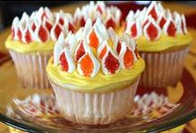 Inspirational Recipes / Recipes inspired by religious holidays or events.