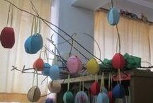 Πασχαλιάτικες δημιουργίες / Easter creations