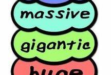 Συνώνυμες/Αντίθετες λέξεις / Υλικό - παιχνίδια με συνώνυμες λέξεις