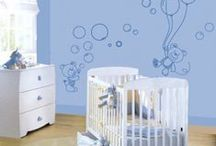 Kids and Nursery Stickers / moonwallstickers