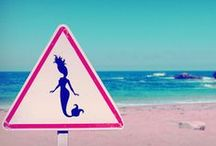 mermaids / 95% of the ocean is undiscovered you can't tell me mermaids don't exist yet