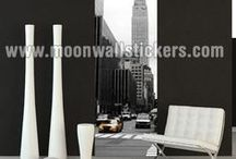 Vertical Murals / moonwallstickers
