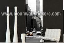 Vertical Murals / moonwallstickers