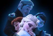 Frozen / Hi, i'm olaf and i like warm hugs