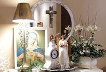 Home Altars / Catholic Home Altars