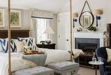 Master Bedroom / This space should be your sanctuary.  Make it so.