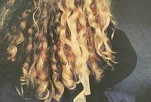 Curly hair / Hard to deal with it