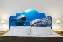 Headboards / moonwallstickers