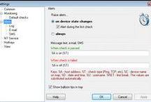 DEKSI Network Monitor / Network Monitoring and Alerting software