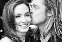 Brangelina / Angelina Jolie and brat pitt