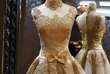 šaty / by Olga Fürstová