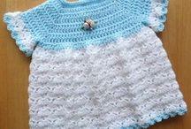 Crochet Baby & Toddler clothes / Crochet