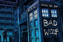 Doctor Who / Here I'm supposed to put what this board is about. The answer is awesomeness...