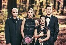 Halloween / #Dagnez #dress Barbie #black #The Addams Family  #halloween