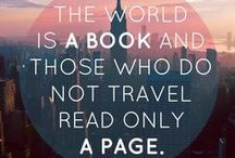 Travel Quotes / I would love to take you on a trip. Travel often, Travel everywhere. Life is all about discovering your happiness & see the world without the veil of ignorance.