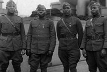 African American Military Print Collection