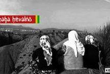 Merhaba Hevalno / Bulletin mensuel autour de l'actualité du Kurdistan, rédigé depuis la ZAD de NDDL, mais pas seulement ! Un certain nombre de camarades de Toulouse, Marseille et d'ailleurs y participent…