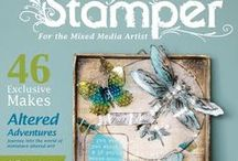 May 2016 Issue / Close ups and projects from the May 2016 issue of Craft Stamper magazine! www.craftstamper.com
