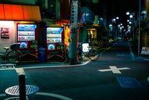 Japan street shop