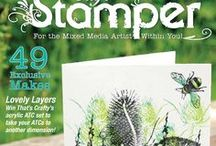 September 2016 issue / Closeups and projects contained within the September 2016 issue of Craft Stamper magazine! www.craftstamper.com
