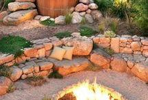 Gartengestaltung / Schöne Gartengestaltung von romantisch bis puristisch