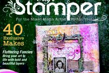 October 2016 Issue / Closeups and projects from the October 2016 issue of Craft Stamper Magazine www.craftstamper.com