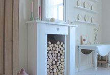 Bedroom - fireplaces, headboards