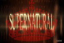 Supernatural / by Jessie Doty