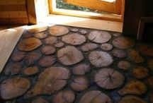 Oh I like these floors and doors / lovely floors