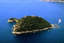 isola gallinara #Liguria