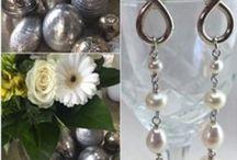 Keilberg smykker / Håndlavede smykker, produceret fra eget værksted i Ringkøbing. Smykkedesigner Lone Keilberg.