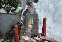 Joulu ulkosisustajille / SisustaUlkona.fi:n joulukoristelu- ja joululahjaideoita
