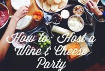 Summer Wine & Cheese Party