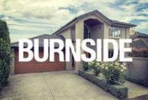 BURNSIDE / Suburb - Burnside - cover page