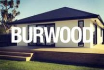 BURWOOD / Suburb - Burwood - cover page