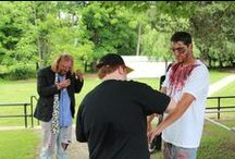Pantophobia Unmasked / A behind-the-scenes look at the creation of Pantophobia Haunted Attraction.