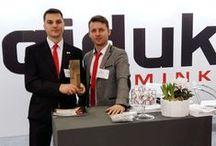Hajduk - targi i wyróżnienia