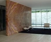 Pabellón Alemán (Barcelona) / El Pabellón de Barcelona, diseñado por Mies van der Rohe, fue el edificio de representación de Alemania en la Exposición internacional de Barcelona celebrada en el año 1929
