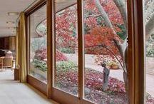Kenneth and Phyllis Laurent House / El Kenneth y Phyllis Laurent House es una casa Usoniana diseñada por Frank Lloyd Wright en Rockford, Illinois. Era la única casa que Wright diseñó para un cliente con discapacidad física.