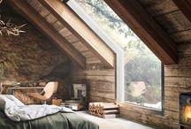 Dachschrägen / Dachschrägen optimal nutzen
