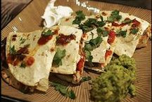Mexican Seduction / Mexican fare is a great choice for your Romantic Meal for two - it is sexy, spicy, flavorful and often easy to prepare. Here are a few of our favorite Mexican dish...