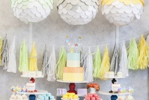 Baby Shower With Love! / Celebrate your new born baby with fun decor and special cupcakes. Whether you're creating a surprise party or a baby shower, our ideas and inspiration will help you plan the perfect display to shower your little bundle with love!