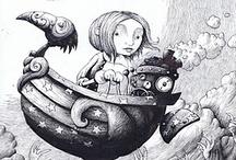 Fairy tale inspiration / by Judit P Felföldi