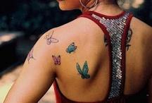 Tattoos / by Kathy Scherer