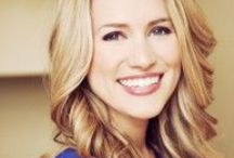 Healthy Grocery Girl Founder Megan Roosevelt / by HealthyGroceryGirl RD