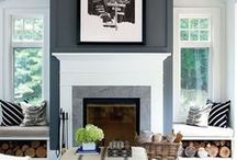 Mantles / From rustic to modern, fireplace mantles add character and charm to any home.
