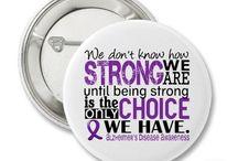 Alzheimers Awareness / by Kathy Scherer