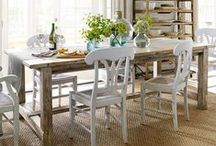 DIY Tables / Find inspiration to build your own farmhouse style dining tables, coffee tables and side tables with these easy to full tutorials.